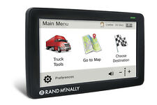 New Rand McNally IntelliRoute TND 730 **NEW***
