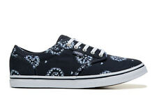 VANS WOMENS ATWOOD LOW SNEAKER NAVY IKAT SHOES **FREE POST AUSTRALIA