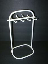 "Utensil Holder White Compact Size for the Countertop 6"" x 4 1/24"" x 10 1/2"""