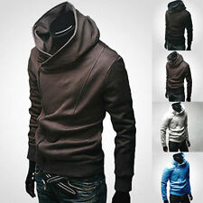 New Stylish Creed Hoodie Cool Slim men's Cosplay For Assassins Jacket Costume