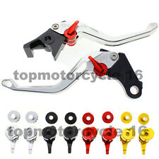 FXCNC CNC 3D Rhombus Brake Clutch Lever For BMW R1200GS ADVENTURE K1200S Silver