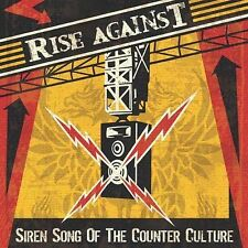 Rise Against : Siren Song of the Counter Culture CD (2004) near mint