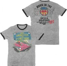 Bruce Springsteen Concert T-shirt - Bruce Springsteen and the E Street Band Born
