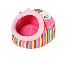 Small Pet Dog Puppy Cat Bed House Nest Pad Cozy Warm Cushion Schnauzer Chihuahua