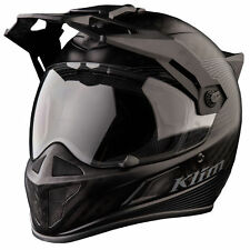 Klim MX Krios Stealth Adventure Mens Motocross Off Road Dual Sport Helmets