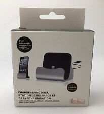 Desktop Charger Charging STAND DOCK STATION Cradle for Apple iPhone 5 6 S 7 Plus