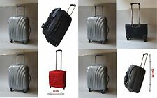Lightweight Rolling Carry-On Luggage with Business Laptop Wheeled Briefcase