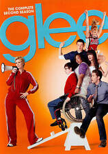 Glee: The Complete Second Season (DVD, 2011, 6-Disc Set)
