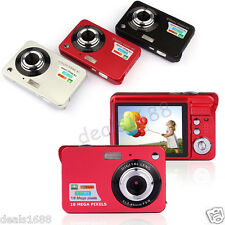 "18MP 2.7"" LCD Screen HD Video 720P Digital Camera DV 8x Optical Zoom Camcorder"