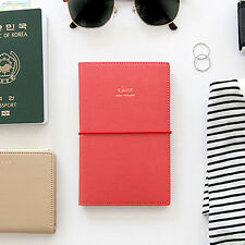 Passport ID Holder Cover Case Travel Wallet Organizer No Skimming, GMZ Caily