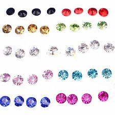 Free Clear/Multicolor Earrings Girls Jewelry Earrings Crystal Ear Studs