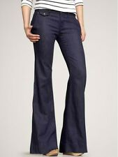 GAP 1969 WOMENS MODERN TROUSER FLARE JEANS  WASH FALL 11  SOLD OUT S/816199