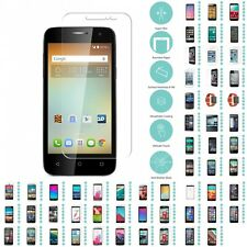 5 Pack Real Premium Tempered Glass Screen Protector Film for Cell Phone