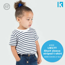 SM170 Kids high neck crop vest T Shirt Top Kids Play Tee Top School Casual 5-12y