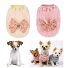 Cat Dog Hoodie Pet Clothes Coat Clothing for chihuahua teacup yorkie maltese