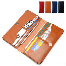 Wallet Magnetic Flip PU Leather Case Cover for Apple iPhone 6/6 Plus/6s/6s Plus