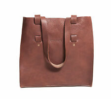 New KORCHMAR Dillon Natural Leather Tote Handbag $210