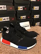 Adidas NMD PK R1 Core Black OG Authentic S79168