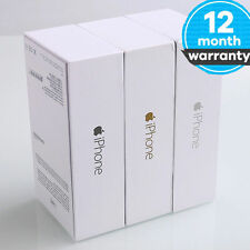 New in Sealed Box Factory Unlocked APPLE iPhone 5/4S Black White Smartphone DDD+
