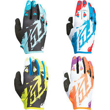 Fly Racing Kinetic Crux Youth MX Motocross Offroad Gloves