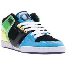 OSIRIS NYC 83 MID Cyan lime black EU42 9US