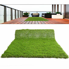 Synthetic Lawn Artificial Grass Mat 45mm Thickness Fake Grass Turf US Seller
