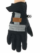 Roxy True Black Vermont Womens Snowboarding Gloves