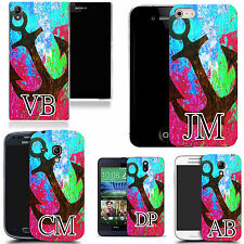 PERSONALISED INITIALS CASE COVER FOR MANY MOBILES -  mainstay
