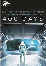 400 Days (DVD, 2016) Brand New Factory Sealed