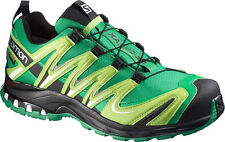 Running shoes Hiking Salomon XA Pro 3D GTX , Gore Tex , green, 0887850835644