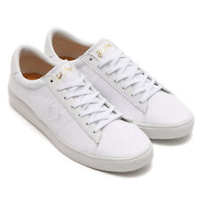 Fred Perry Men's Spencer Canvas Shoes Trainers B6281-200 - White