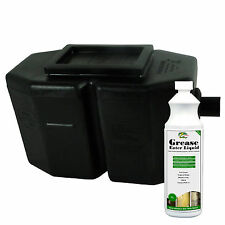 Domestic/ Commercial Kitchens Fat,Oil & Grease Trap/ Separator HYDRA GREASE TRAP