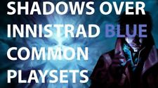 Shadows over Innistrad BLUE Common Playsets MTG Magic The Gathering