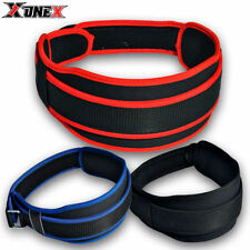 Weight-Lifting Belt Gym Back Support Power Training Work Fitness Lumber Pain