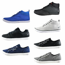 Voi Jeans Mens Classic Designer Trainers -  NOW ONLY £12.99 Free P&P