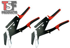 2 x TSF 55mm Professional Slate Cutters with Hole Punch - Free Post Edma Pattern