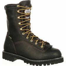 Georgia Boot Men's Lace-to-Toe GORE-TEX Waterproof Insulated Work Boot