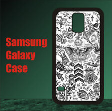 Cute Harry Styles Liam Niall Louis New Black Case Cover For Samsung Galaxy