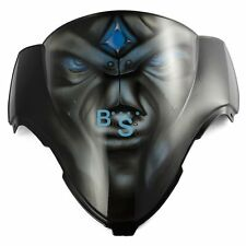 Airbrushed Blue Eyes Windscreen Windshield For Honda Fairing motorcycle