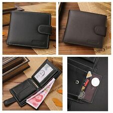 Credit Card Pouch Money Holder Money Clip Bifold Wallet Wallet Cowhide Purse
