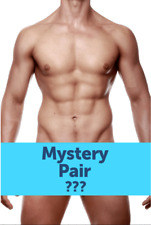 6 PACK Mystery SURPRISE of Mens Underwear Boxer Shorts, Briefs or Boxer Briefs