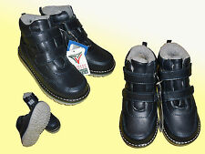 Childrens Boots Boots Winter Boots Boys Size 31 & 32 padded Touch fastener