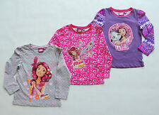 MIA AND ME LONG SLEEVE SHIRT PULLOVER GIRL SIZE 98 104 116