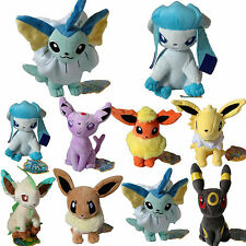 7'' Anime Pokemon Plush Soft Toy Pocket Character Stuffed Doll Lovely Teddy Gift