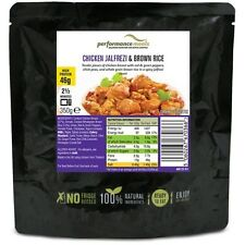 Natural Performance High Protein Meal Gluten 350g All Flavours Free Delivery UK