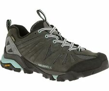 Merrell Womens Real Suede Leather Trainer Goretex Casual Walking Shoe Capra