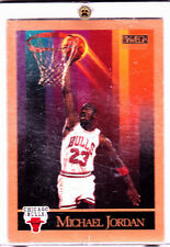 1990 SkyBox Michael Jordan #41 Basketball Card