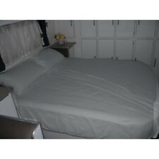 NEW Caravan (Concept) Motorhome Mattress Protector Tapered Bolster with Skirt
