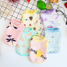 Teacup Dog Clothes Puppy Cat Vest Warm Hoodie chihuahua teacup yorkie maltese