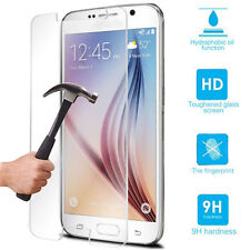 Premium Tempered Glass Screen Protector Film Cover For Samsung Galaxy Phones TOP